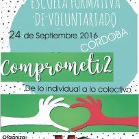 Laborarte participa en la Escuela Formativa del Voluntariado Andaluz