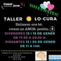 """""""Lo-cura"""" de relaciones (Carcaixent-Valencia)"""