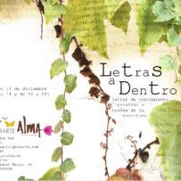 """Taller monográfico """"Letras a Dentro"""""""